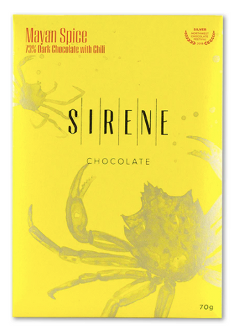 Sirene Chocolate Mayan Spice at The Candy Bar Toronto