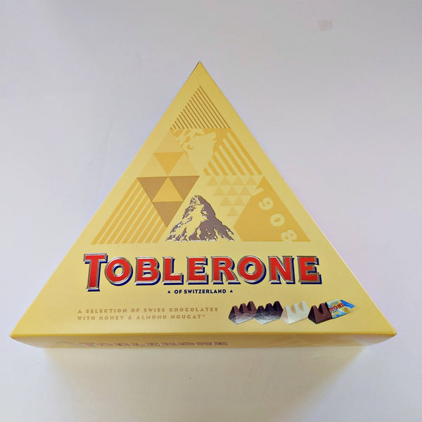 Toblerone Triangle at The Candy Bar