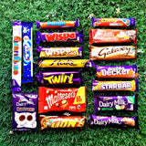 The Candy Bar UK Chocolate Box