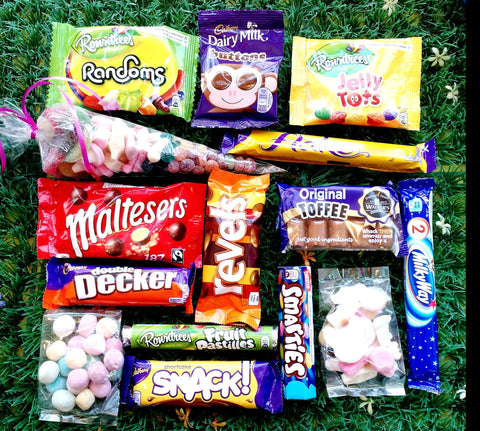 UK Treats at The Candy Bar