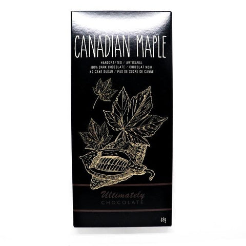 Ultimately-Chococlate-Canadian-Maple at The Candy Bar