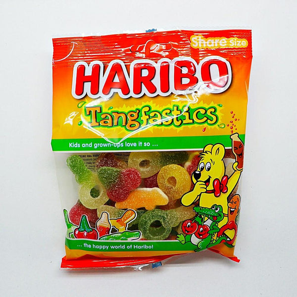 Haribo-Tangtastics at The Candy Bar