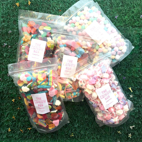 The BIG BAG!  - Pick'n'Mix at The Candy Bar