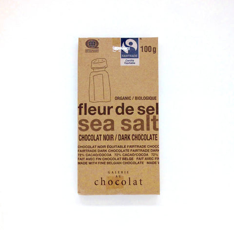 Gallerie au Chocolat Sea Salt