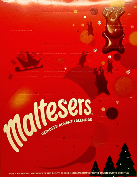 Maltesers Reindeer Advent Calendar