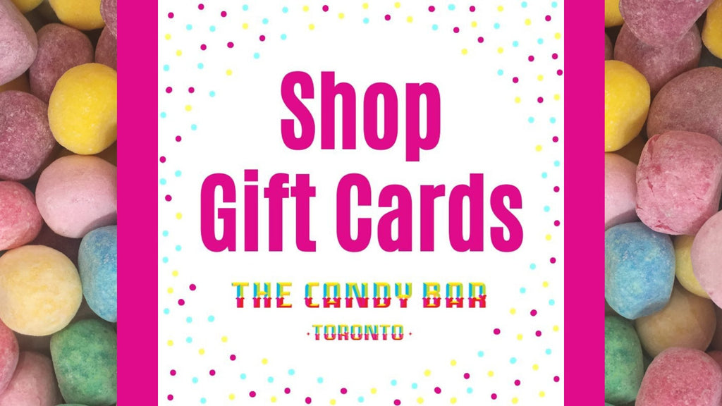 Follow The Candy Bar on Facebook
