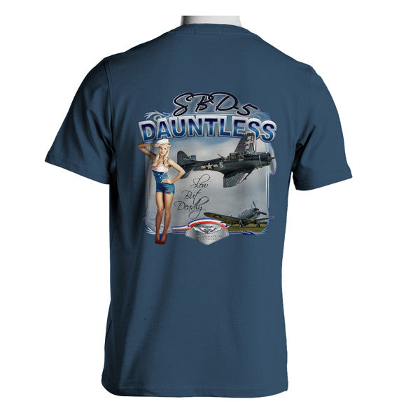 f0f72024a SBD Dauntless T-Shirt - CAF Gift Shop