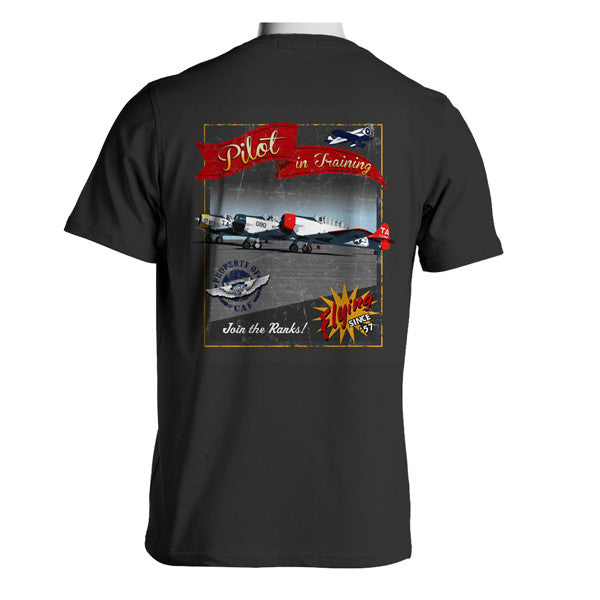 Pilot Training T-Shirt - CAF Gift Shop