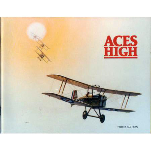 Aces High Book - CAF Gift Shop