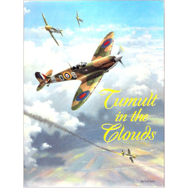 The Tumult In The Clouds Book - CAF Gift Shop