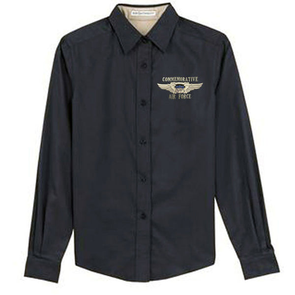 CAF Mens Long Sleeve Button Down - CAF Gift Shop