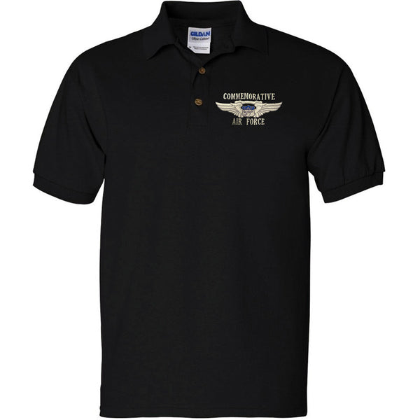 CAF Mens Polo with Custom Embroidery - CAF Gift Shop