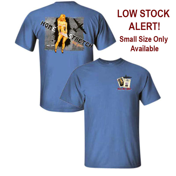 Home Stretch™ Nose Art T-Shirt