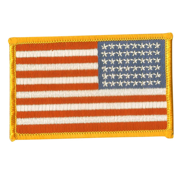 Flag Patch (Stars on Right) - CAF Gift Shop