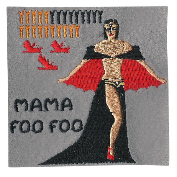Nose Art Patch - CAF Gift Shop - 3