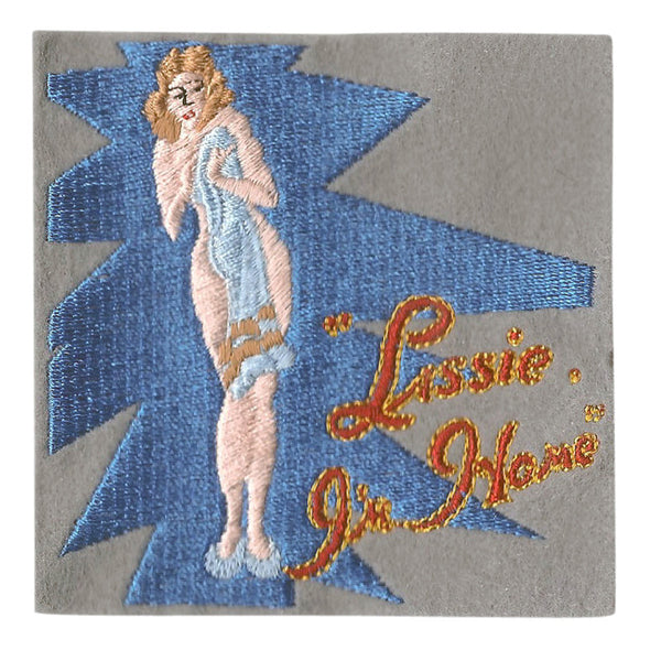 Nose Art Patch - CAF Gift Shop - 9