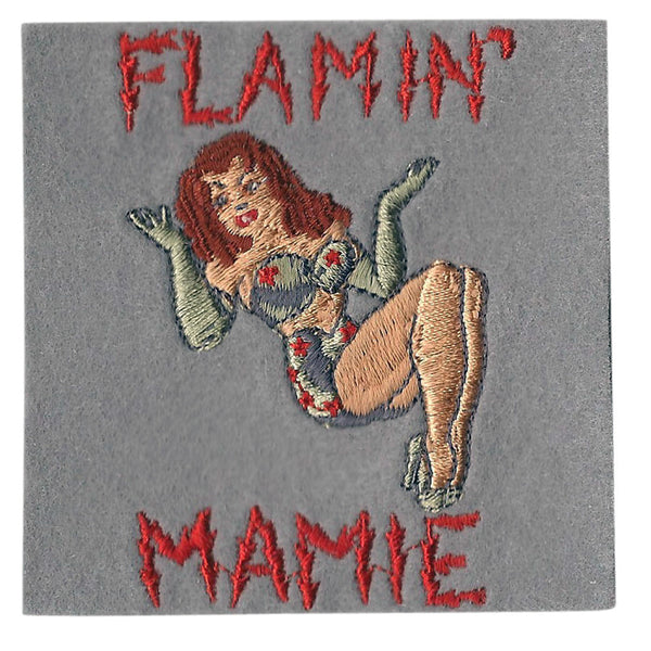 Nose Art Patch - CAF Gift Shop - 11