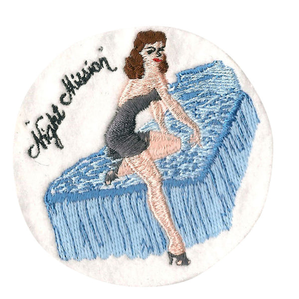 Nose Art Patch - CAF Gift Shop - 17