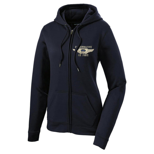 CAF Ladies Zip-Up Jacket with Hood - CAF Gift Shop