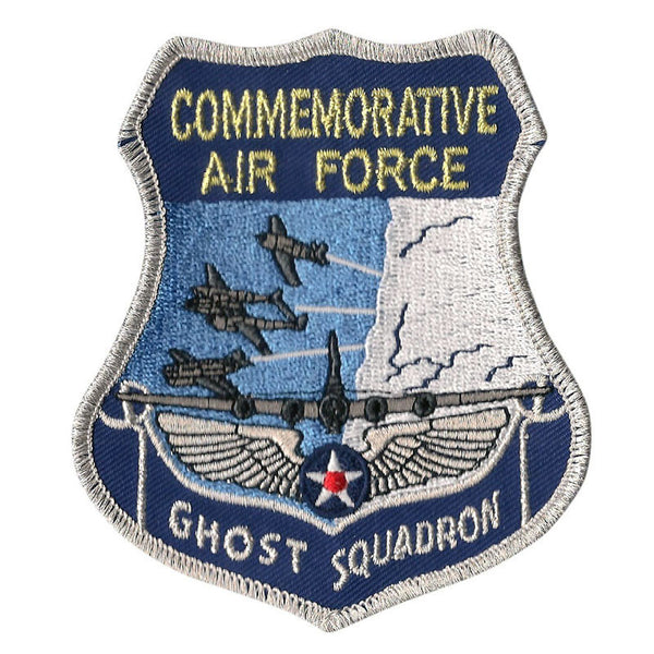 CAF Ghost Squadron Patch - CAF Gift Shop