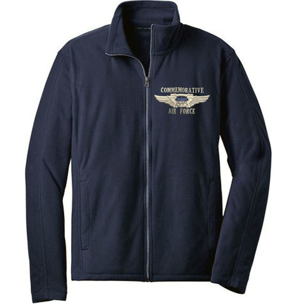 CAF Fleece Jacket (No Hood) - CAF Gift Shop