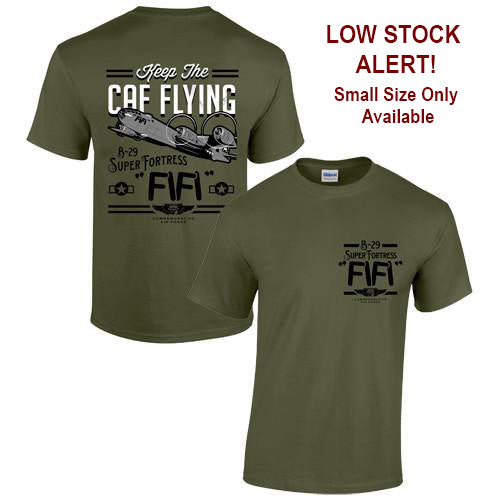 Flying B-29 Superfortress T-Shirt *CLOSEOUT*