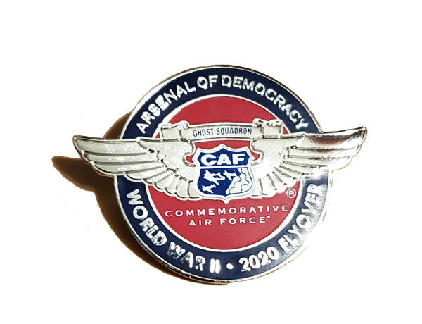 Arsenal of Democracy - 75th Anniversary Pin