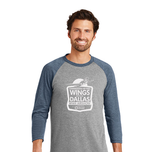 CAF Wings Over Dallas Raglan T-Shirt