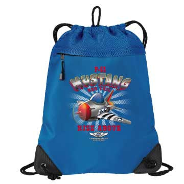 Mustang Backpack - CAF Gift Shop - 1