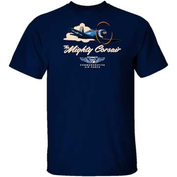 Mighty Corsair T-Shirt - CAF Gift Shop - 1