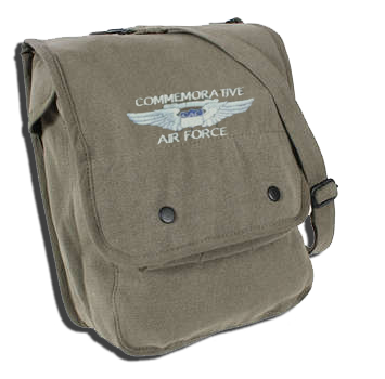 CAF Canvas Military Map Bag - CAF Gift Shop