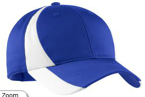 CAF Striped Sports Hat