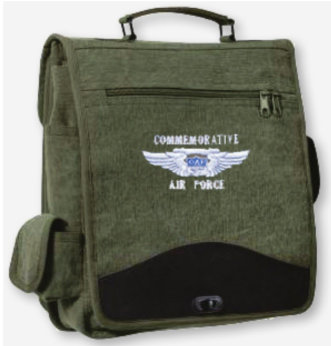 CAF Vintage Canvas M-51 Engineers Bag