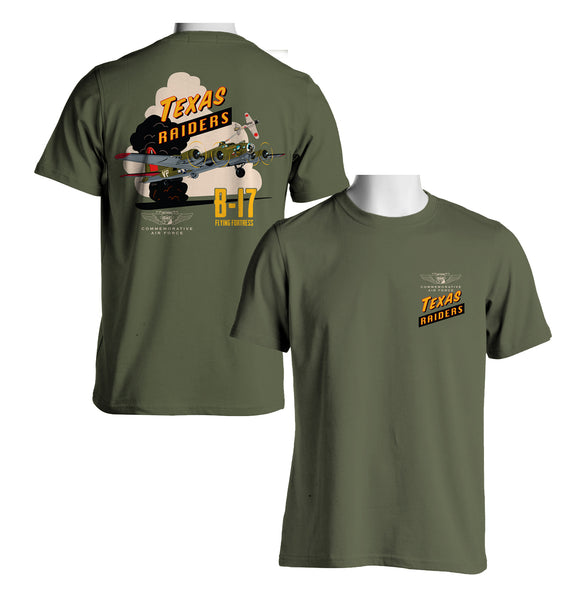 CAF Texas Raiders T-Shirt