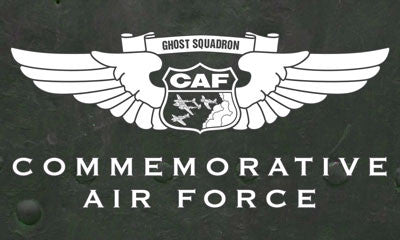 CAF Logo decal for aircraft