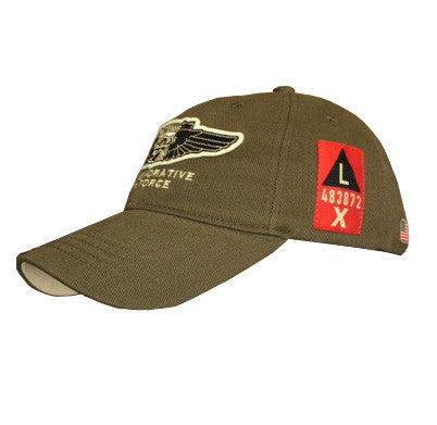 "CAF B-17 ""Texas Raiders"" Hat"