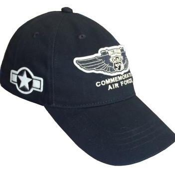 Black Hat with CAF logo and FIFI logo