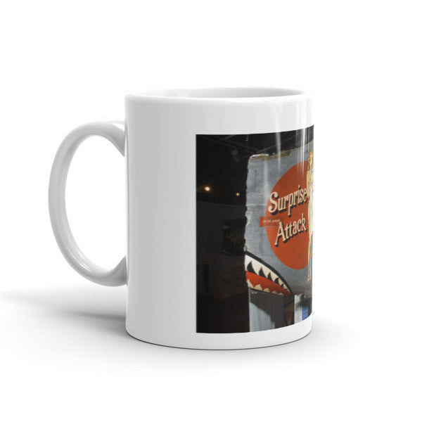 """Surprise Attack"" Mug - CAF Gift Shop - 3"