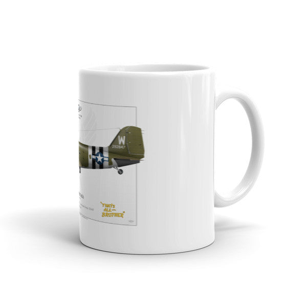 """That's All, Brother"" Mug - CAF Gift Shop - 2"
