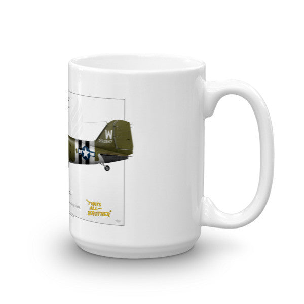 """That's All, Brother"" Mug - CAF Gift Shop - 5"