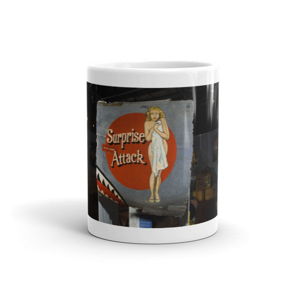 """Surprise Attack"" Mug - CAF Gift Shop - 1"