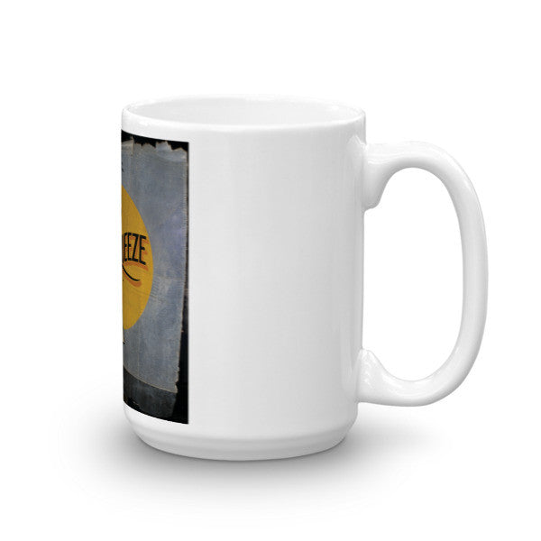 """Squeeze"" CAF Nose Art Mug - CAF Gift Shop - 5"