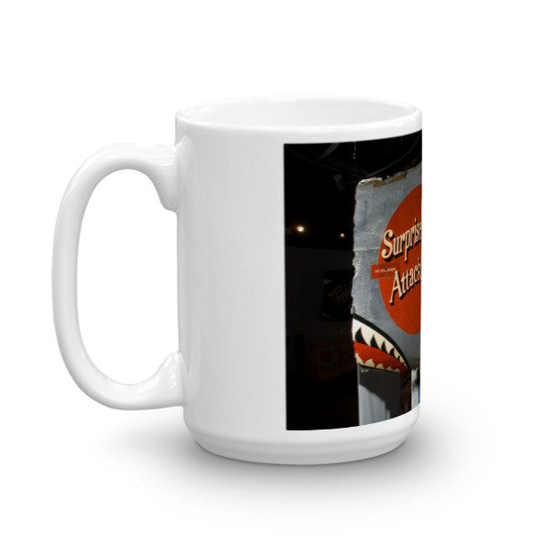"""Surprise Attack"" Mug - CAF Gift Shop - 6"