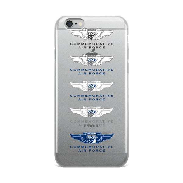 CAF Logo iPhone Case