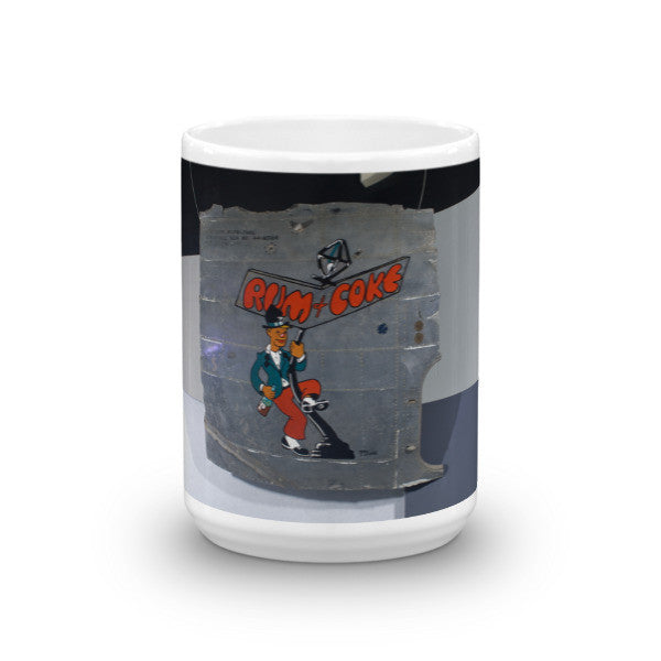 "The ""Rum & Coke"" Mug - CAF Gift Shop - 7"