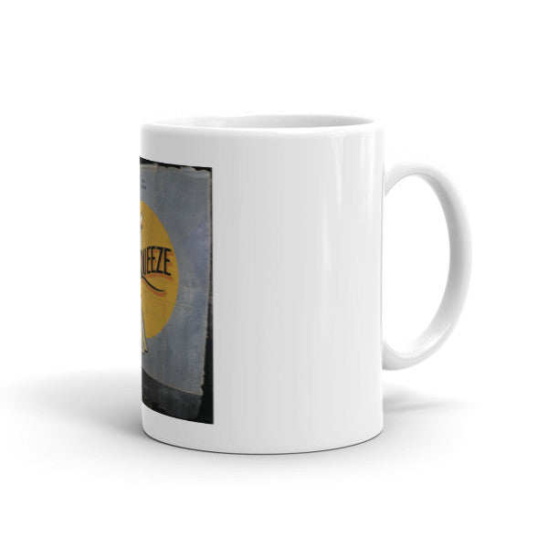 """Squeeze"" CAF Nose Art Mug - CAF Gift Shop - 2"