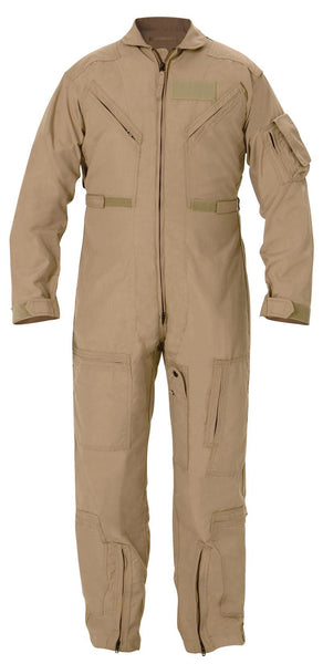 CAF Tan Nomex Flight Suit - CAF Gift Shop - 1