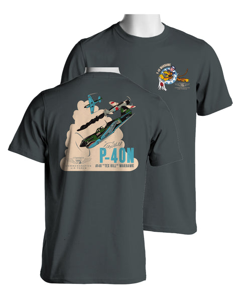 Tex Hill P-40 T-Shirt