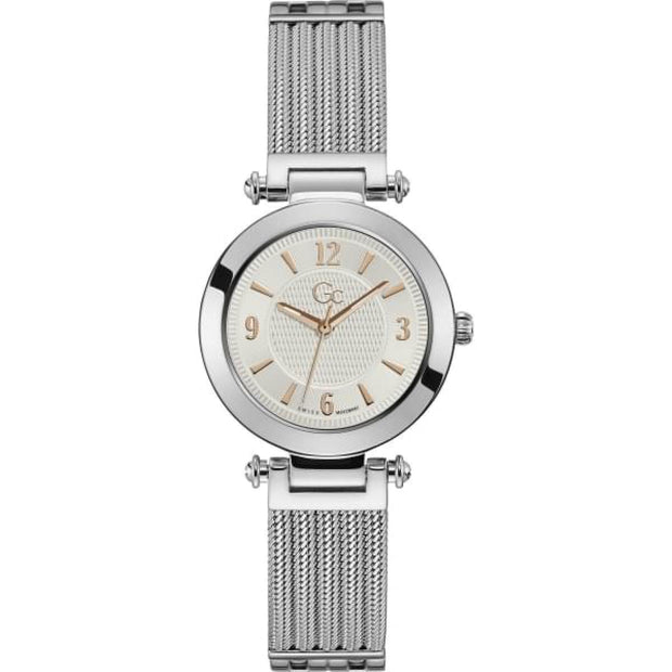 GUESS COLLECTION Montre GUESS COLLECTION Prime Chic Femme en Acier Y59004L1MF