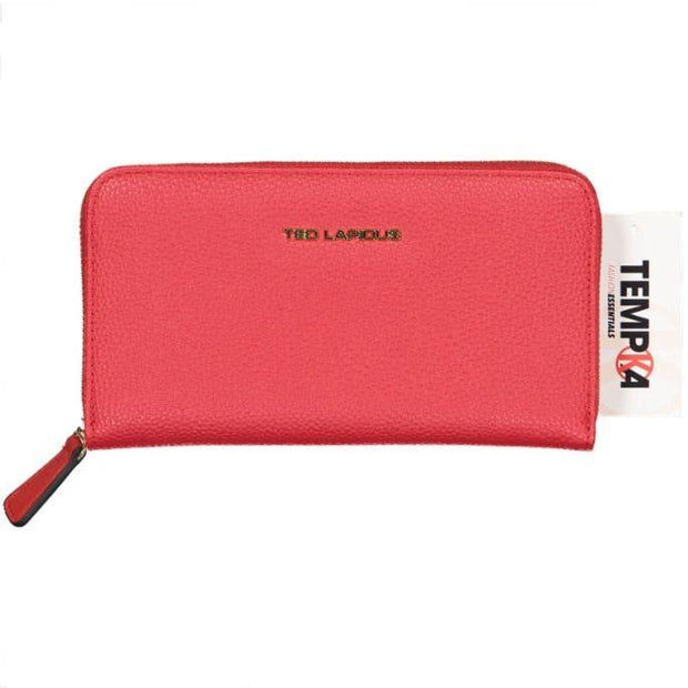 TED LAPIDUS TED LAPIDUS Portefeuille Jara TLMQ1501ROUGE